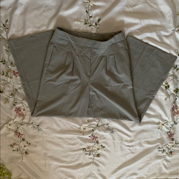 Worthington Pants - Worthigton  gray trousers pants size 8 ❤️🌹👖🌺🌹